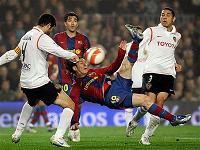 Barcelona Valencia Maç Özeti
