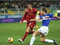 Roma 1 Sampdoria 2 Maç Özeti