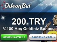 OdeonBet bonus kodu!