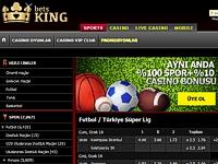 Türkce Bahis Sitesi: betsKING!