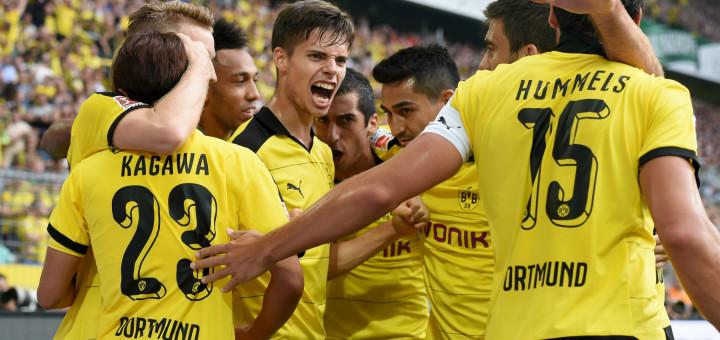 Borussia Dortmund Schalke 25 Kasım 2017 futbol bahis tahminleri.